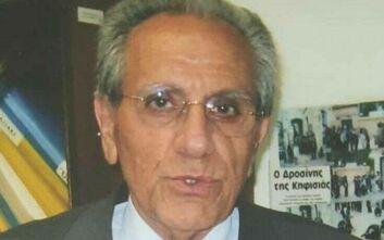 Το τελευταίο αντίο στον δημοσιογράφο Μανώλη Καραμπατσάκη