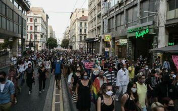 Ζακ Κωστόπουλος: Πορεία για τα δύο χρόνια από τη δολοφονία του