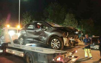 Λάρισα: Θετικά νέα για τα παιδιά που χτυπήθηκαν από αυτοκίνητο και έπεσαν από γέφυρα