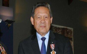 Πέθανε από κορονοϊό ο πρώην πρωθυπουργός των Νήσων Κουκ