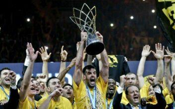 Με κάθε επισημότητα στην Αθήνα το Final 8 του Basketball Champions League