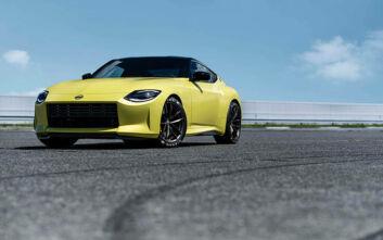 Nissan Z Proto: Ένα μοντέλο του μέλλοντος, με ρίζες στο παρελθόν