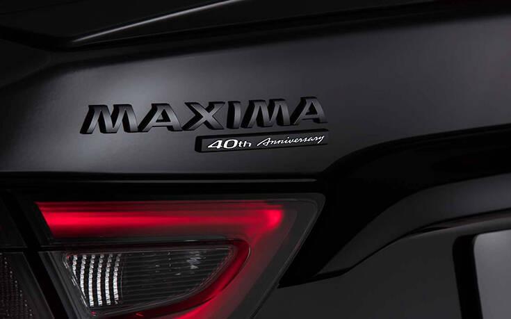 Συλλεκτική έκδοση για τα 40 χρόνια του Nissan Maxima – Newsbeast