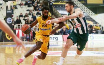 Basket League: Την 3η αγωνιστική το ΑΕΚ - Παναθηναϊκός