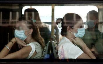 Δημοσκόπηση ΣΚΑΪ: Πόσοι Έλληνες πιστεύουν ότι είναι αναγκαία η χρήση της μάσκας