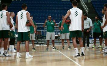 Παναθηναϊκός: Ματαιώθηκε οριστικά το τουρνουά «Παύλος Γιαννακόπουλος» - Αναχώρηση για Ιωάννινα