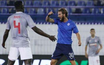 Φιλική ήττα για τον Ολυμπιακό στο Περιστέρι, 1-0 από τον Ατρόμητο