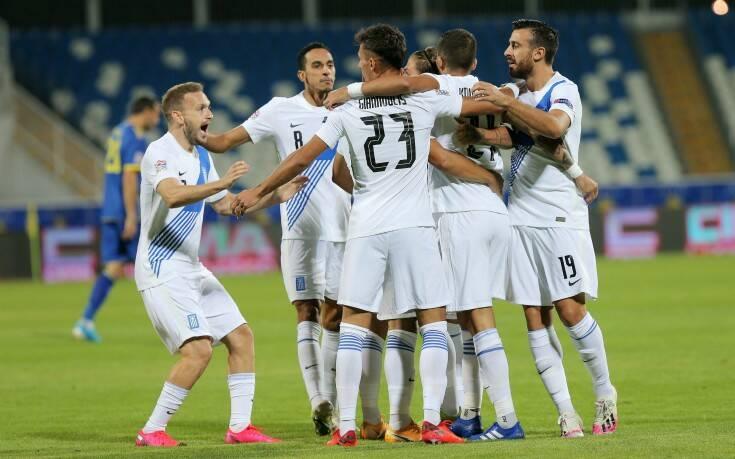 Νίκη για την Ελλάδα στο Κόσοβο, 2-1 με γκολ των Λημνιού και Σιόβα