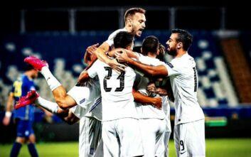 FIFA Rankings: Η Ελλάδα πήρε βαθμούς και παραμένει στο 3ο γκρουπ δυναμικότητας