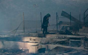 Κουμουτσάκος για Μόρια: Μείζονα ανθρωπιστική κρίση, γίνεται ό,τι είναι ανθρωπίνως δυνατό