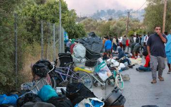 DW για Μόρια: «Η δυστυχία στον καταυλισμό προηγήθηκε της φωτιάς για χρόνια»