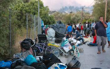 Η Γαλλία θα δεχθεί 500 ανήλικους πρόσφυγες - μετανάστες από τη Μόρια