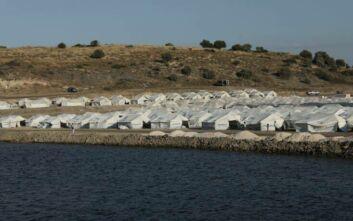 Μηταράκης: Στα μέσα της εβδομάδας η εγκατάσταση στη νέα προσωρινή δομή όσων έμεναν στη Μόρια