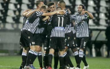 Σε τροχιά Champions League ο ΠΑΟΚ, πέρασε το εμπόδιο της Μπενφίκα με 2-1