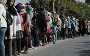 Προσφυγικό: Περίπου 2.000 μετανάστες μπήκαν στη δομή του Καρά Τεπέ – 174 θετικά κρούσματα κορονοϊού