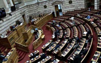 Βουλή: Ψηφίσθηκε το αθλητικό νομοσχέδιο και η απαλλαγή από τον ΕΝΦΙΑ στα ακριτικά νησιά