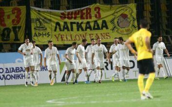 Αποκλεισμός - σοκ για τον Άρη στο Europa League, ηττήθηκε με 1-2 από την Κόλος Κοβαλίβκα