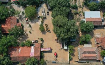 Κακοκαιρία Ιανός: Γιατί πλημμύρισε σε λίγα λεπτά η Καρδίτσα -  Έπεσαν 1,5 εκατ. τόνοι νερού