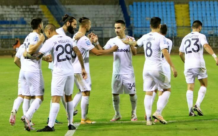 Πρώτη νίκη για τον ΟΦΗ, 2-1 τη Λαμία εκτός έδρας
