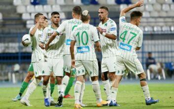 Ο Παναθηναϊκός νίκησε τον Λεβαδειακό με 1-0 αλλά προβλημάτισε