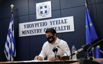 Τι είπε ο Νίκος Χαρδαλιάς για το ενδεχόμενο τοπικών lockdown σε δήμους