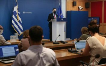 Πέτσας για επίσκεψη Πομπέο: Η Ελλάδα παράγοντας σταθερότητας και ασφάλειας στην περιοχή