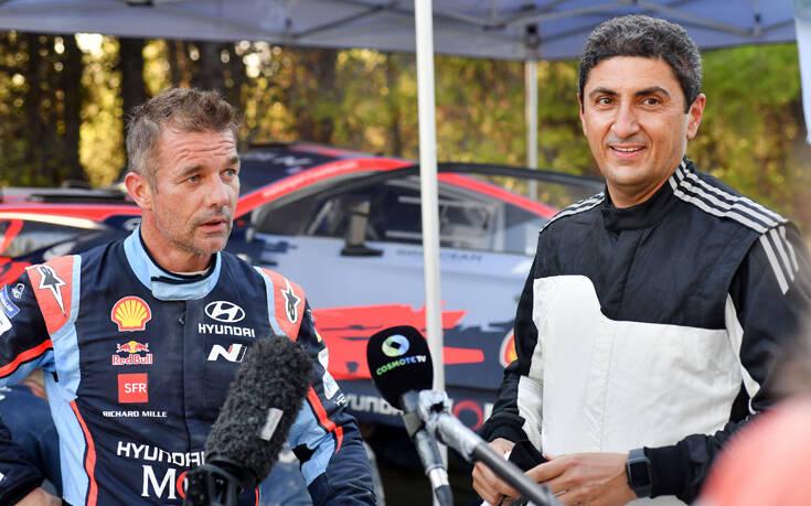 Δοκιμές Hyundai Motorsport στην Ελλάδα – Newsbeast
