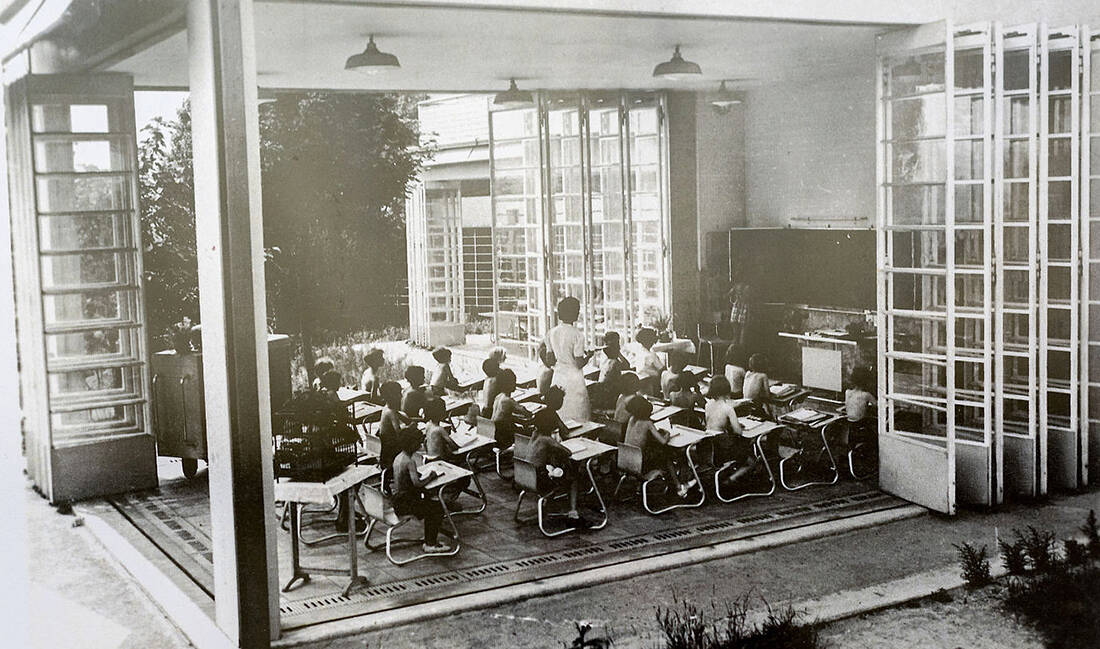 Τι έγινε με τα σχολεία όταν η φυματίωση χτύπησε γερά την ανθρωπότητα 11