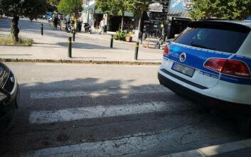 Κλήση σε όχημα της Frontex έκοψε αστυνομικός στα Ιωάννινα