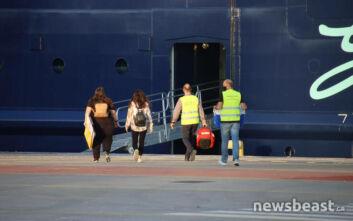 Κρουαζιερόπλοιο Mein Schiff 6: Αναμένονται τα αποτελέσματα του τρίτου τεστ στους 12 ναυτικούς