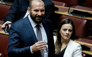 Για «κουλτούρα βιασμού» κάνουν λόγο Τζανακόπουλος και Αχτσιόγλου αναφερόμενοι στο αισχρό σχόλιο του παίκτη του Big Brother
