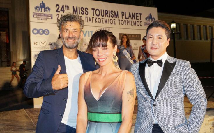 MISS Παγκόσμιος Τουρισμός 2020 αναδείχθηκε η Ελληνίδα Νατάσα Βελιανίτη – Newsbeast