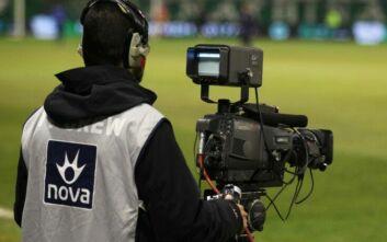 Εξελίξεις στα τηλεοπτικά της Super League: Ο Παναθηναϊκός ανακοίνωσε τη συμφωνία του με τη Nova
