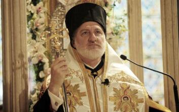 Συνάντηση Αρχιεπισκόπου Ελπιδοφόρου - Πομπέο για Ανατολική Μεσόγειο και Πατριαρχείο