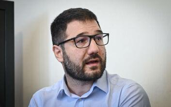 Ηλιόπουλος: Ο λαός έχει μνήμη και θυμάται ποιοι ξέπλεναν τους νεοναζί