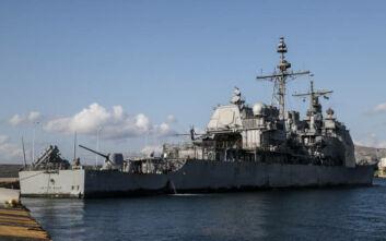 Σκέψεις για αγορά δύο αμερικανικών καταδρομικών κάνουν στο υπουργείο Εθνικής Άμυνας