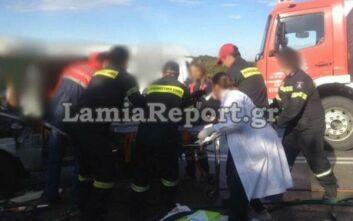 Σφοδρή σύγκρουση με έναν νεκρό και δυο τραυματίες
