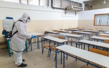 Θετικός στον κορονοϊό γονέας μαθητή στην Κοζάνη