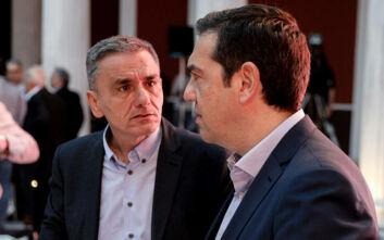 Η άγνωστη συνάντηση Τσίπρα – Τσακαλώτου για την πορεία του ΣΥΡΙΖΑ