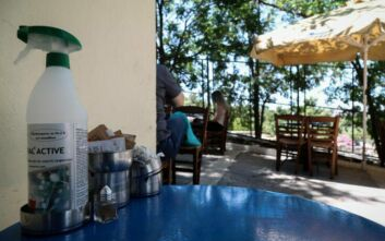 Επανεξέταση των μέτρων για τους εξωτερικούς κοινόχρηστους χώρους, ζητούν οι επιχειρηματίες καταστημάτων εστίασης