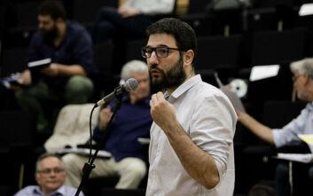 Ηλιόπουλος: Δεν μαζεύεται η ανατριχιαστική ομολογία Γεωργιάδη