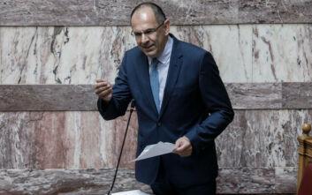 Γεραπετρίτης: Η κυβέρνηση θα εφαρμόσει τη Συμφωνία των Πρεσπών
