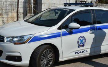 Ολόκληρο οπλοστάσιο βρήκε η Αστυνομία θαμμένα σε αγροτική περιοχή στην Καστοριά