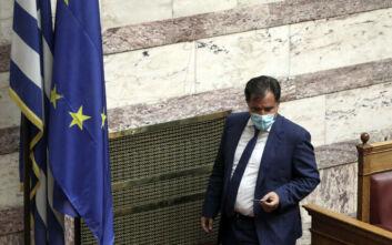 Άδωνις Γεωργιάδης: Με την ίδια νοοτροπία που αντιδράμε στις μάσκες, αντιδράμε και στις επενδύσεις