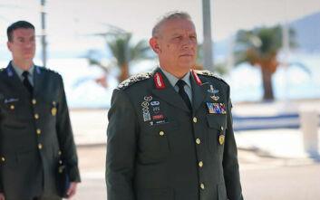 Επισφράγισαν την κοινή αμυντική συνεργασία οι αρχηγοί ΓΕΕΘΑ Ελλάδας και Ηνωμένων Αραβικών Εμιράτων