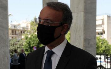 Έτσι γλίτωσε την καραντίνα ο υπουργός Οικονομικών Χρήστος Σταϊκούρας