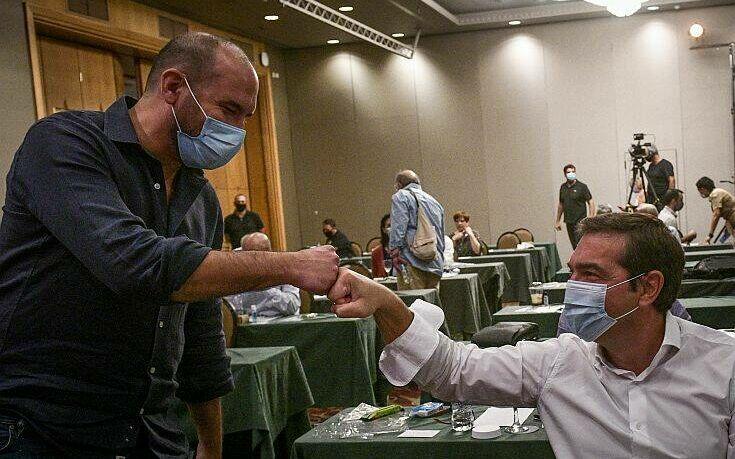 ΣΥΡΙΖΑ: Ο Δημήτρης Τζανακόπουλος νέος γραμματέας της ΚΕ του κόμματος