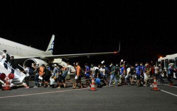 Ώρα αποφάσεων για τη Γερμανία και τη Μόρια – Μέχρι Την Τετάρτη αποφασίζει η Μέρκελ για τη μεταφορά μεταναστών