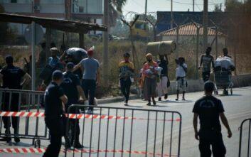 Μυτιλήνη: Επτά μετανάστες βρέθηκαν θετικοί στον κορονοϊό – Μέχρι στιγμής έχουν γίνει 300 τεστ