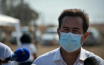 Μηταράκης: Την ερχόμενη εβδομάδα θα εκδοθεί ΚΥΑ για τις αποζημιώσεις μετά τη φωτιά στη Μόρια